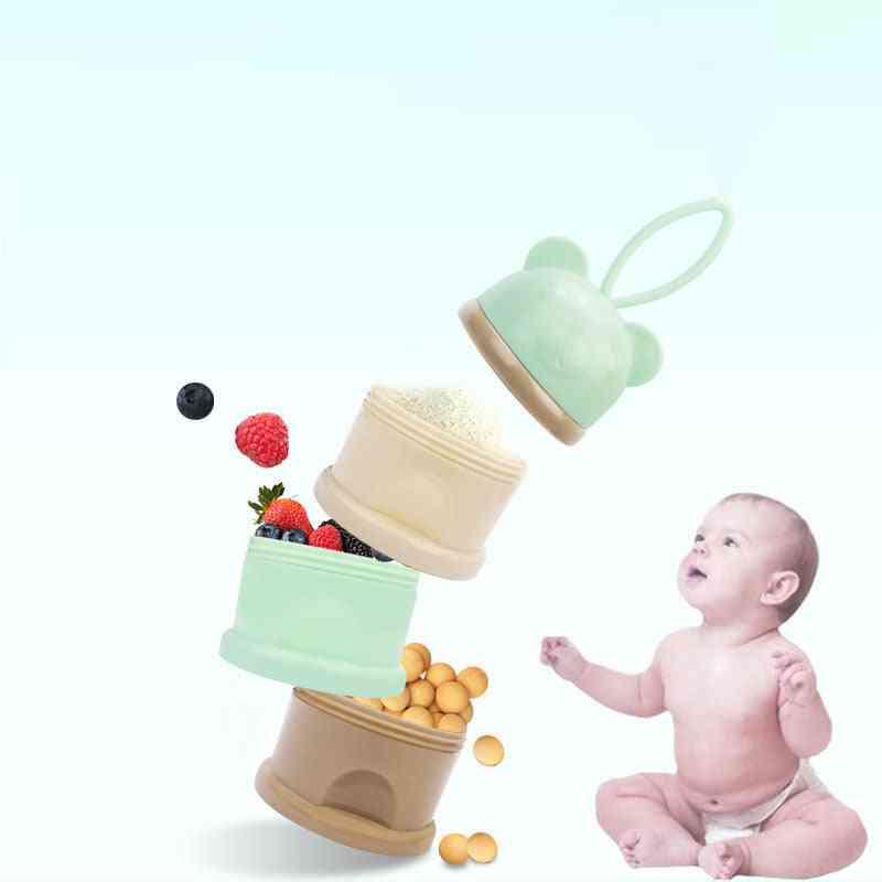 Portable Baby Food/milk Powder Container