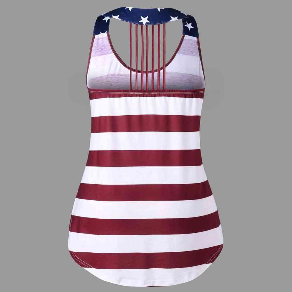Women Blouse T-shirt, Sleeveless Tank Tops
