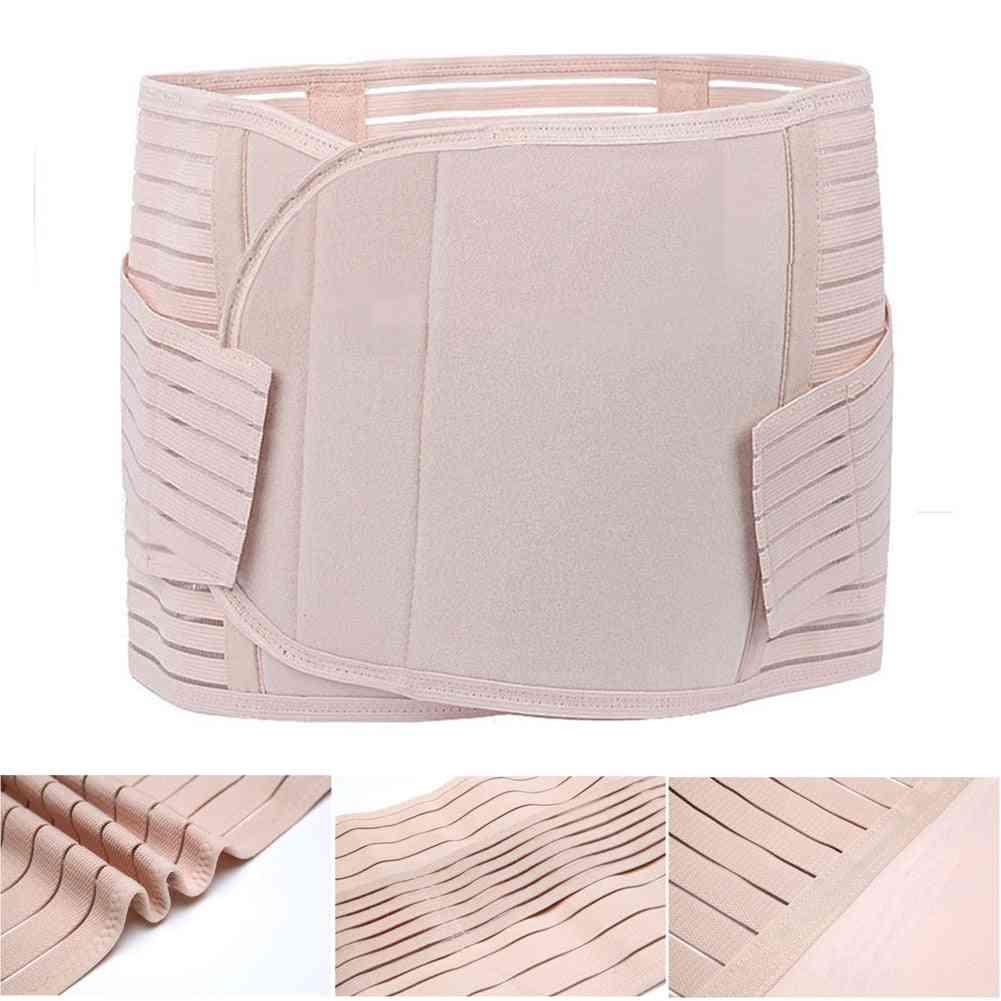 Belly Slimming Sheath Underwear Waist Trainer Modeling Strap Stretch Belt