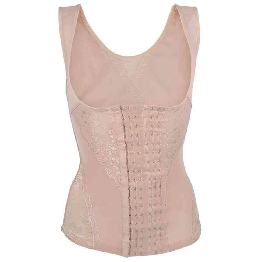 Maternity Bandage Lace Postpartum Breathable Waist Abdomen Tightening Corset Chest Support Shapewear