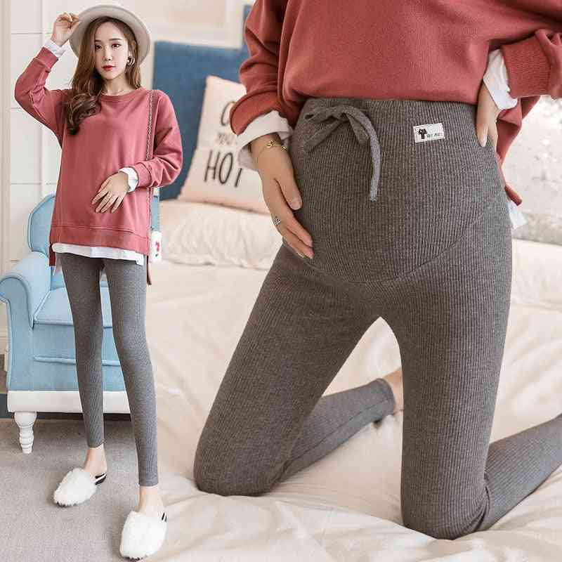 Woman Maternity Leggings Adjustable Waist, Pregnancy Clothes Pants