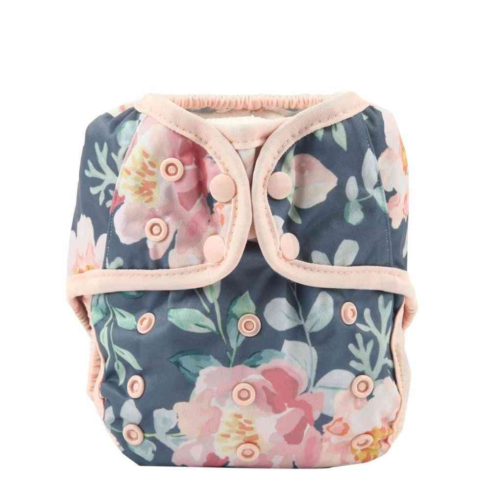 Baby Cloth Diaper Cover Nappy Double Gusset