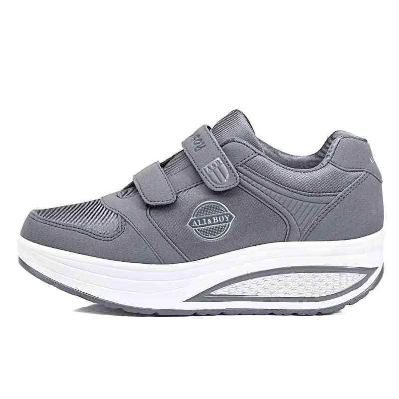 Platform Heel Outdoor Fitness Shoes