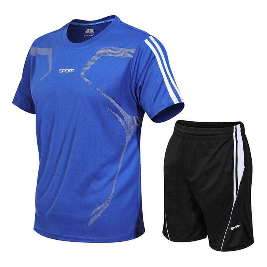 Fitness Badminton Sports Suit Clothes, Running / Jogging Wear Exercise Workout Set