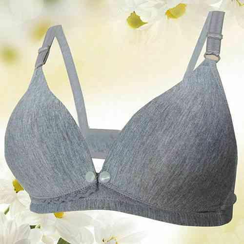 Women Fitness Underwear Pregnancy Breastfeeding Nursing Feeding Bra