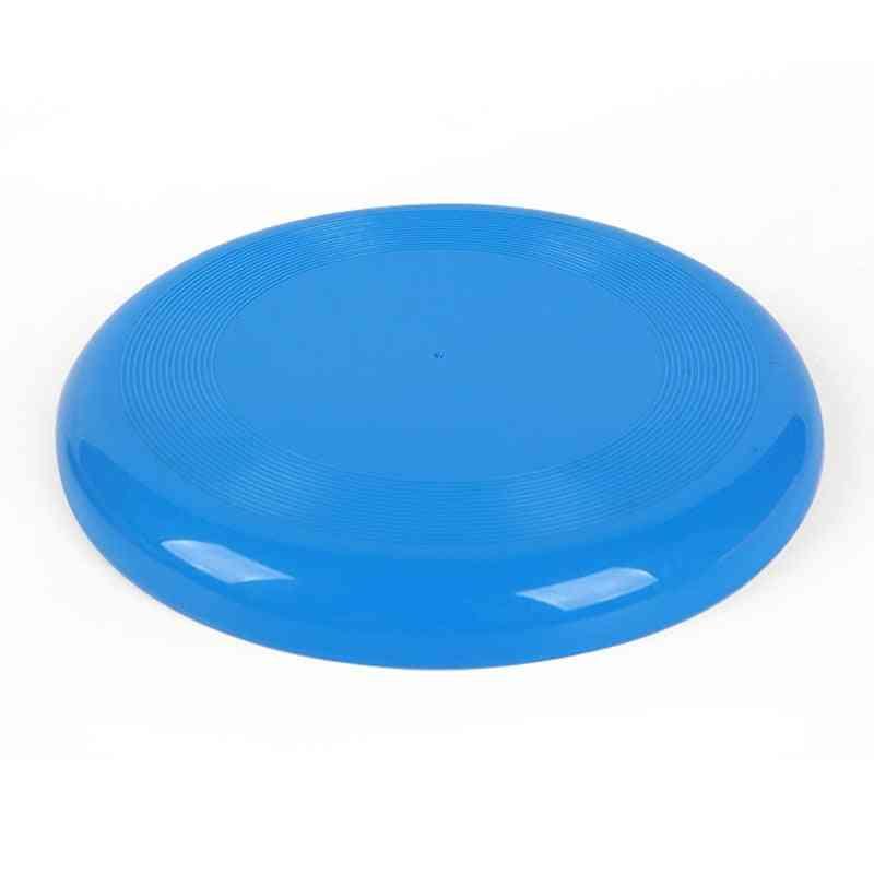 Dog Plastic Beach Flying Disc