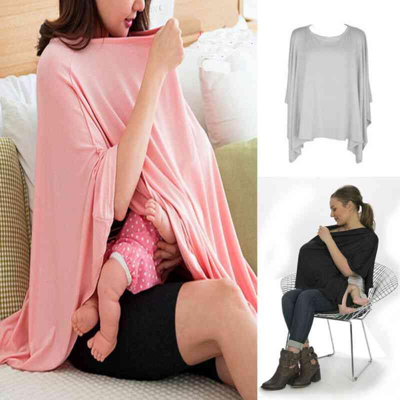 Breathable Baby Breastfeeding Nursing Cover