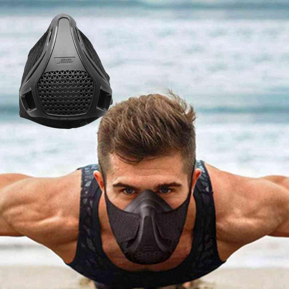 Oxygen Barrier Sports Mask
