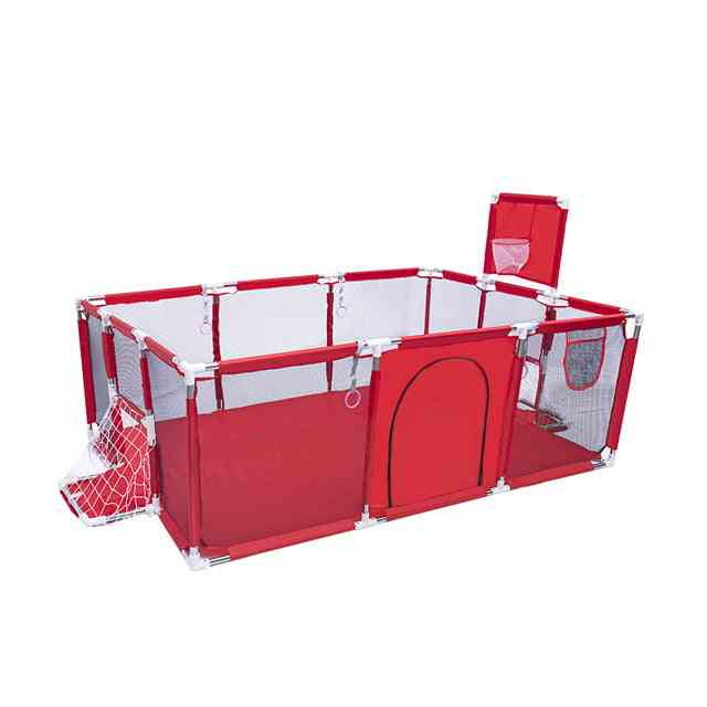 Newborn Travel Basketball Baby Playpens Child Safety Fence Barriers