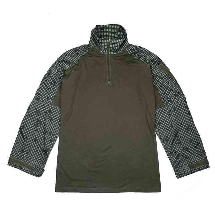 Night Desert Camouflage Combat Shirt