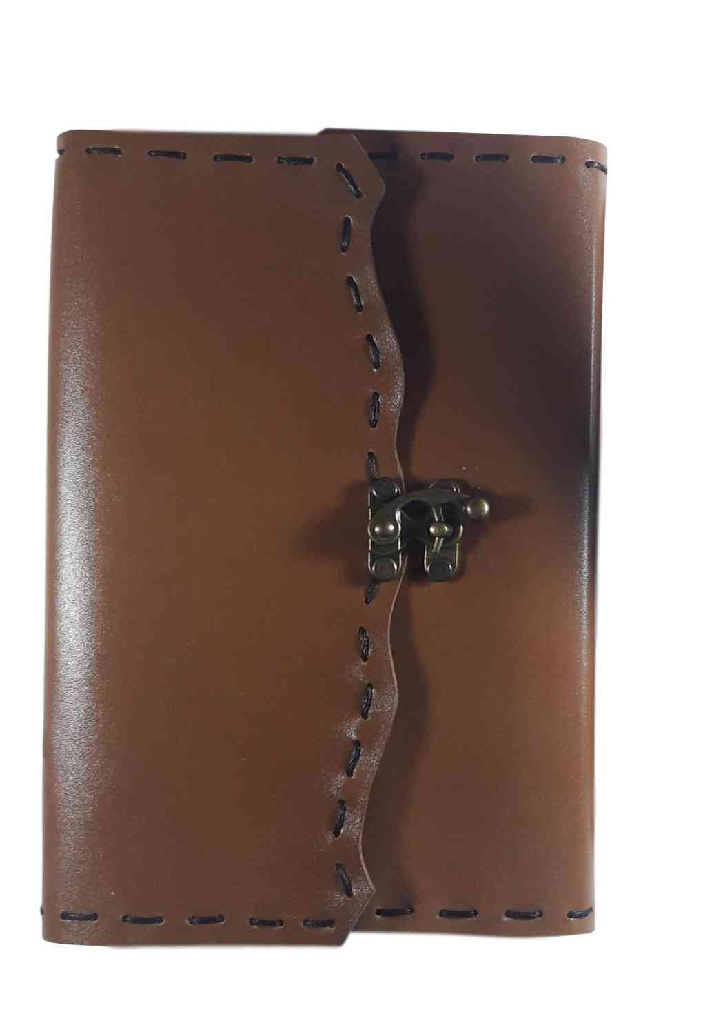 Handcrafted Genuine Leather Notebook Journal