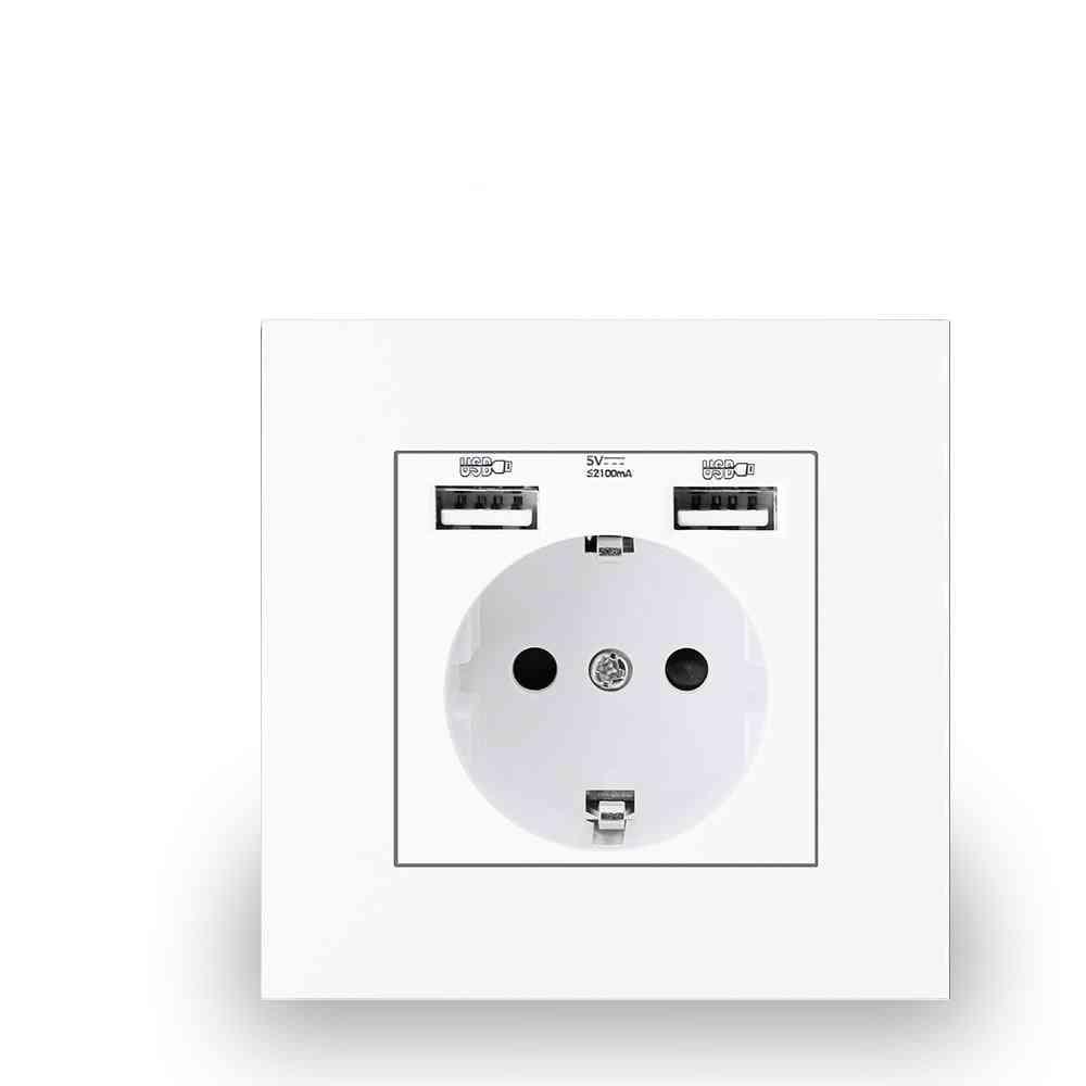 Wall Usb Power Socket
