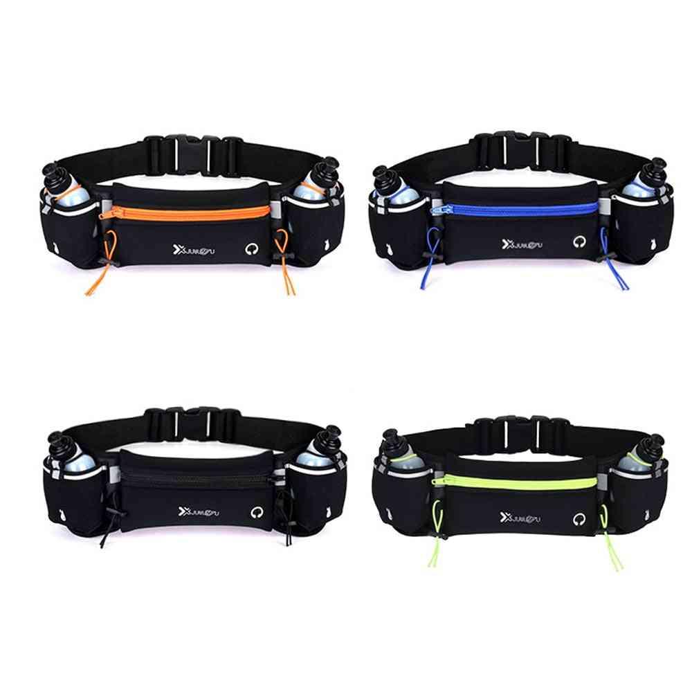 Marathon Dual Pocket Running Bag Waist Belt