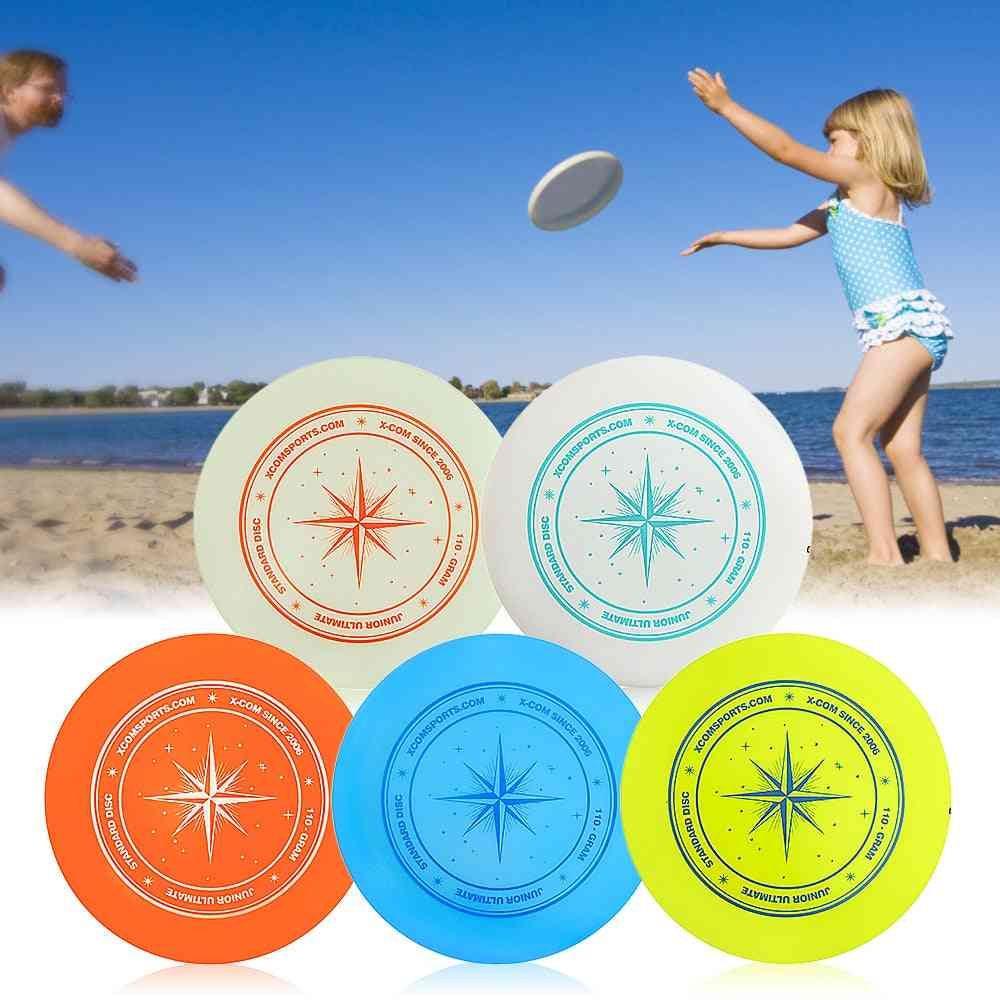 Outdoor Flying Disc, Beach - Water Sports Disc