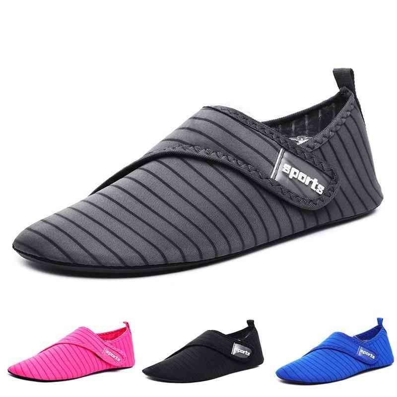 Beach Aqua Seaside Water Shoes, Barefoot Swimming Slippers, Diving Socks, Women