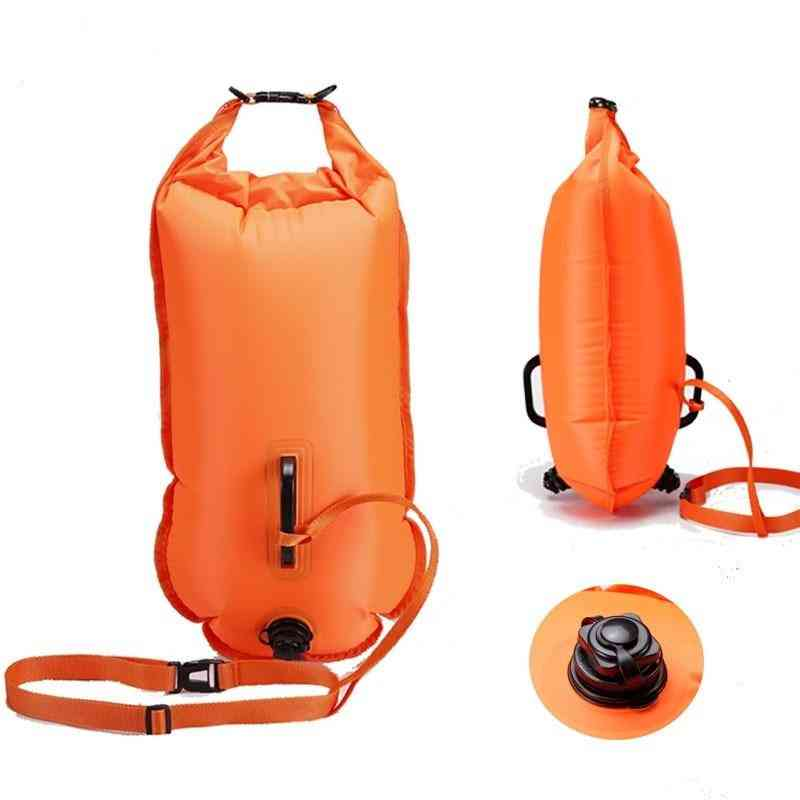 Swim Buoy With Independent Airbag