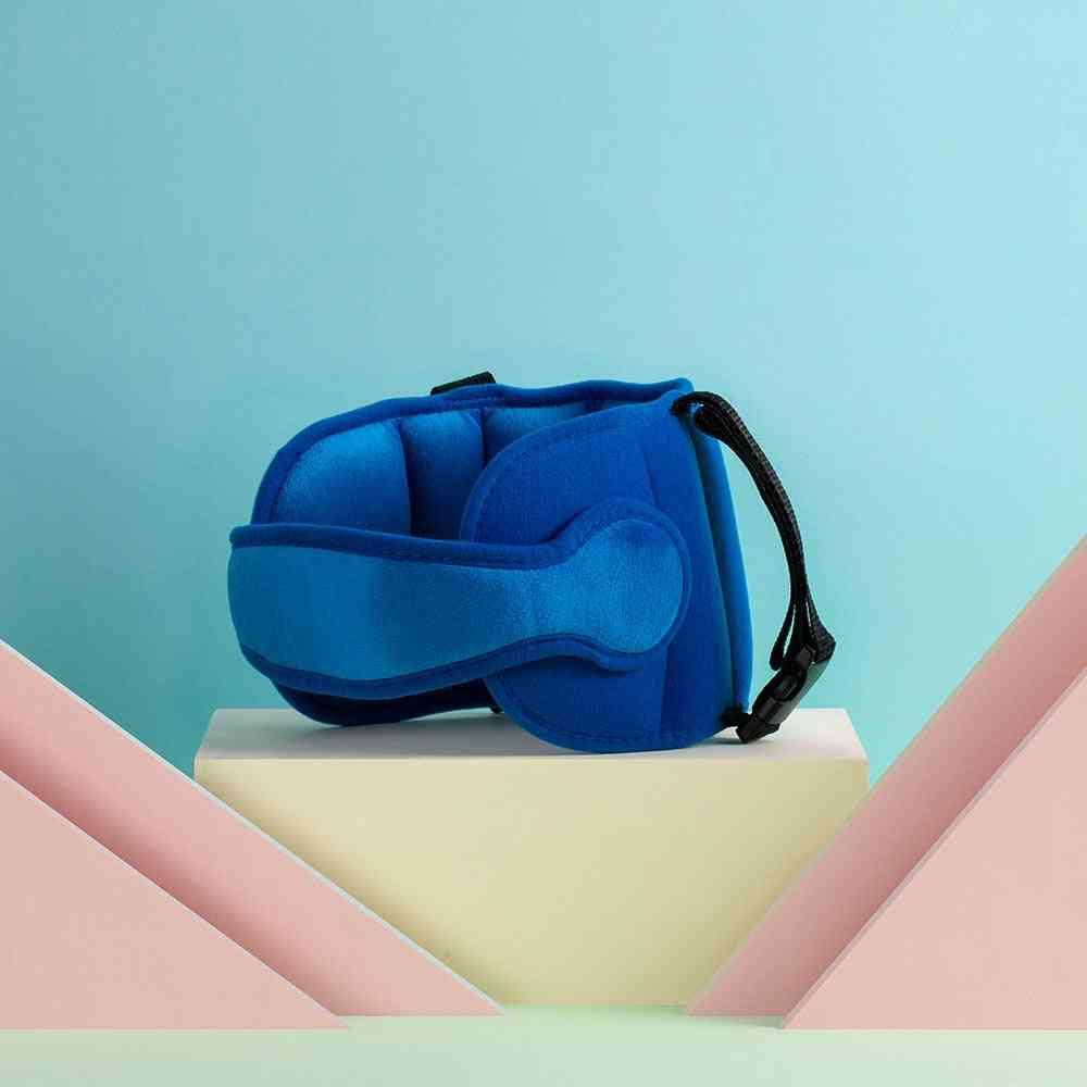 Baby Neck Support Car Seat Belt Safety Headrest Stroller Soft Pillow Pad