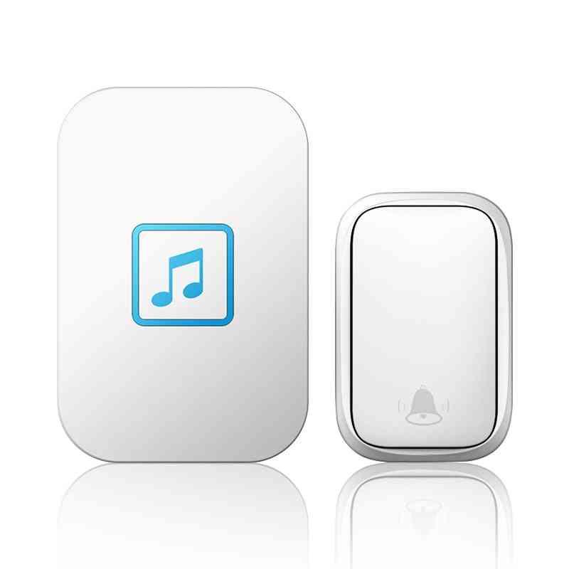 Waterproof Self-powered Wireless Doorbell
