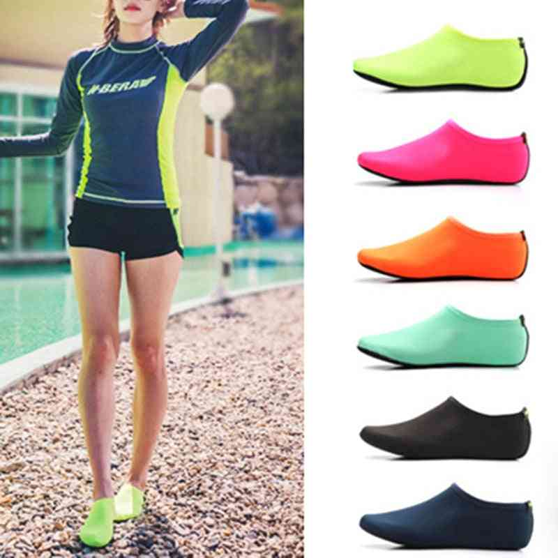 Outdoor Beach Sandals, Soft Non-slip Summer Swimming Water Breathable Shoes