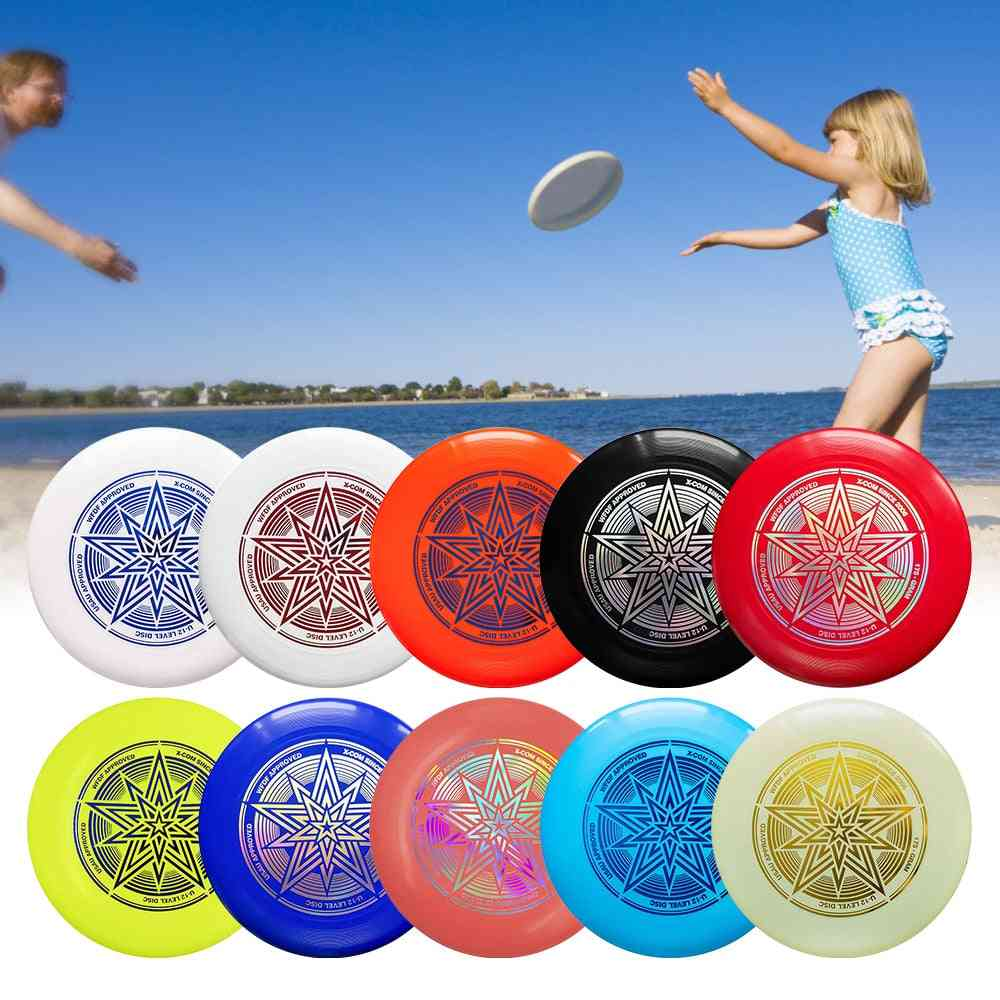 Professional Outdoor Game Play Beach Flying Disc Toy