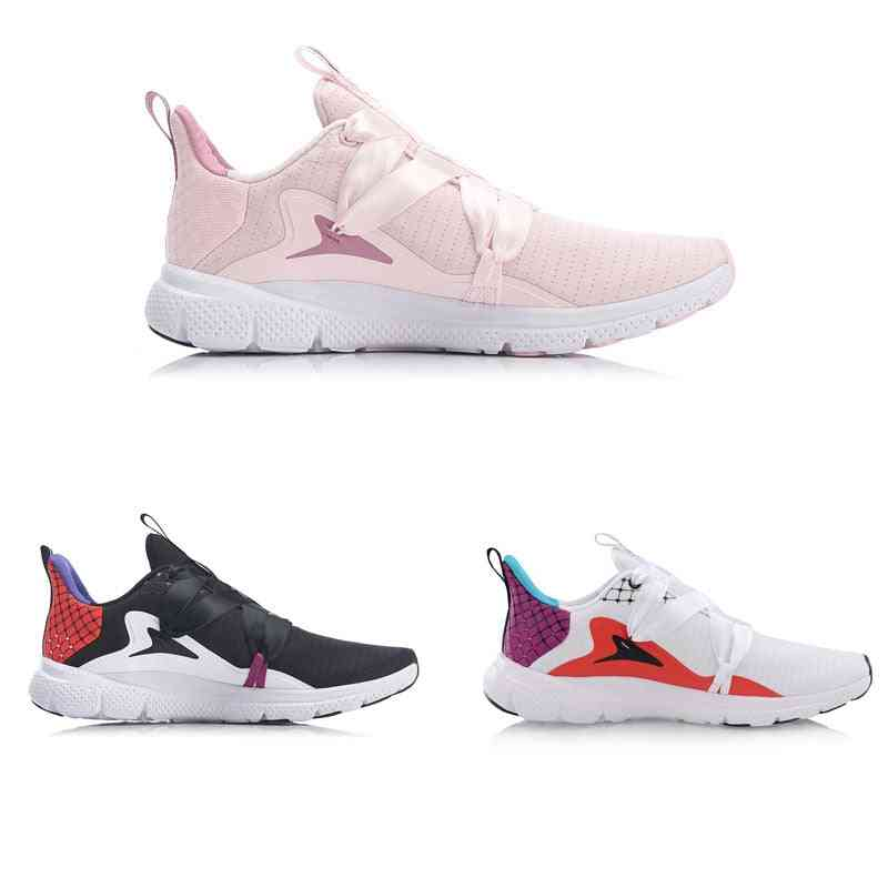 Women Training Shoes, Light Weight Free Flexible Comfort Breathable Sport Shoe