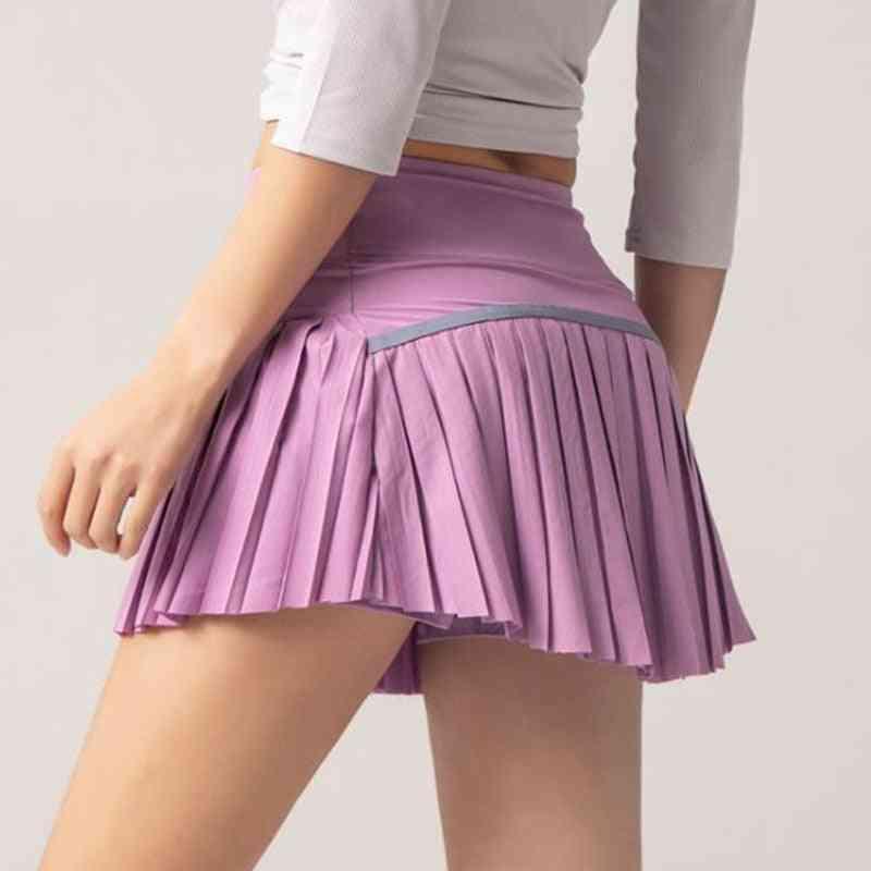 Cloud Hide Women Sports Tennis Skirt