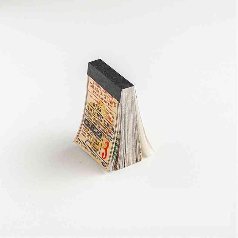100pcs / Set Postcard Suit Medieval Stickers With Envelope