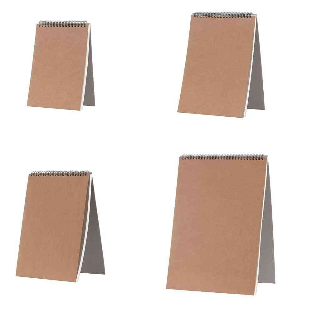 Watercolor Paper Sketch Book