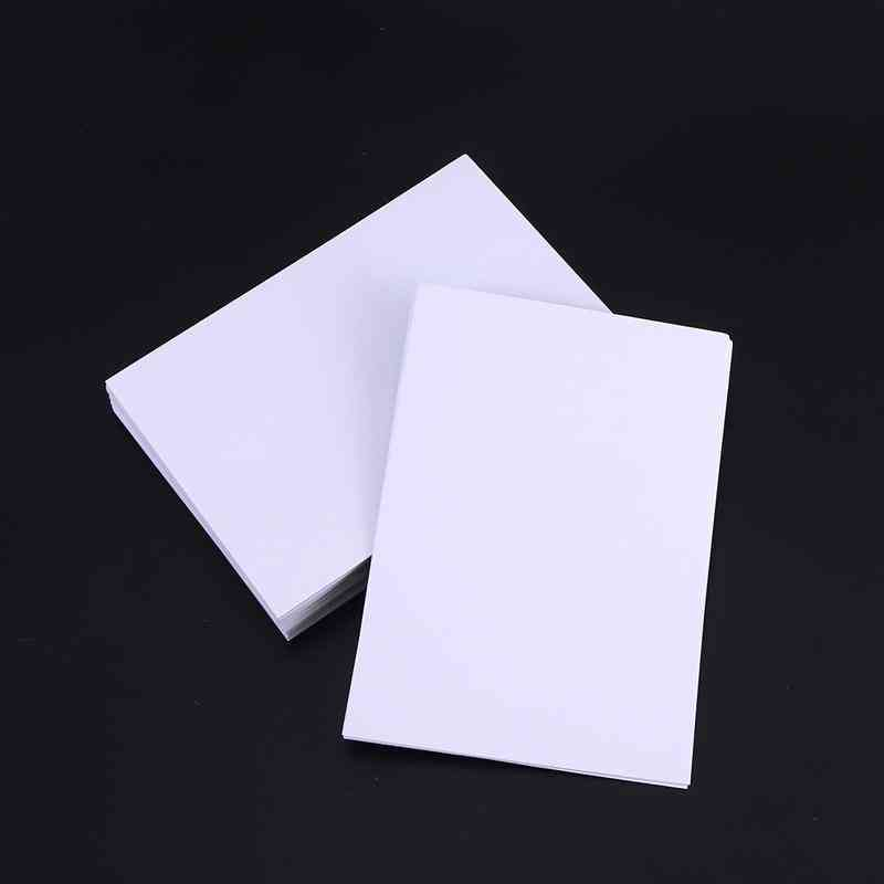 Recycled And Cold Press Watercolor Drawing Papers For Students