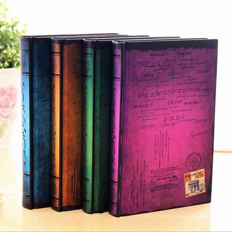 A5 Book Planner Business Notebooks Leather Organizer