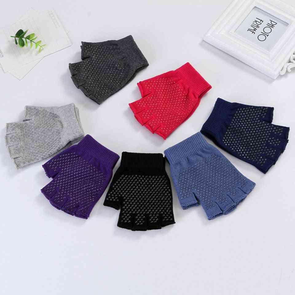 Non-slip Fitness/sports Training Gloves For Women-men