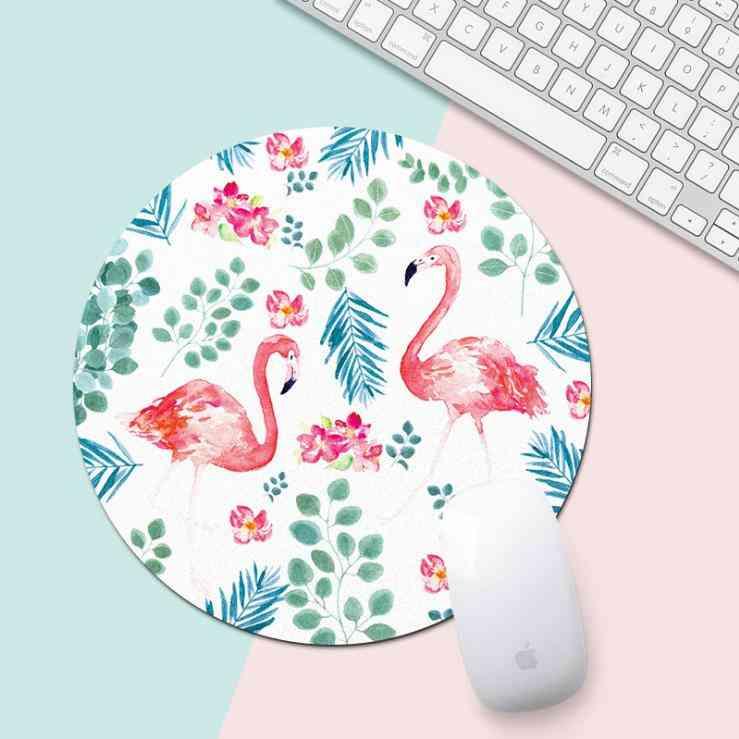 Flamingo Mouse Pads  - Desk Mat Organizer