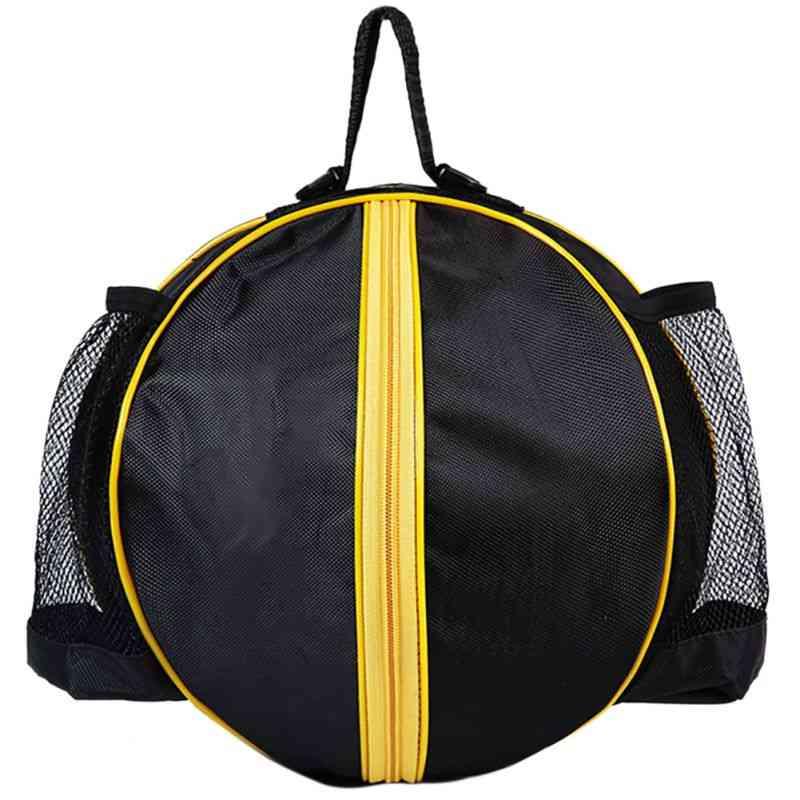 Multi-function Mesh Ball Bager Hold Soccer Basketball Carry Net Equipment Pack