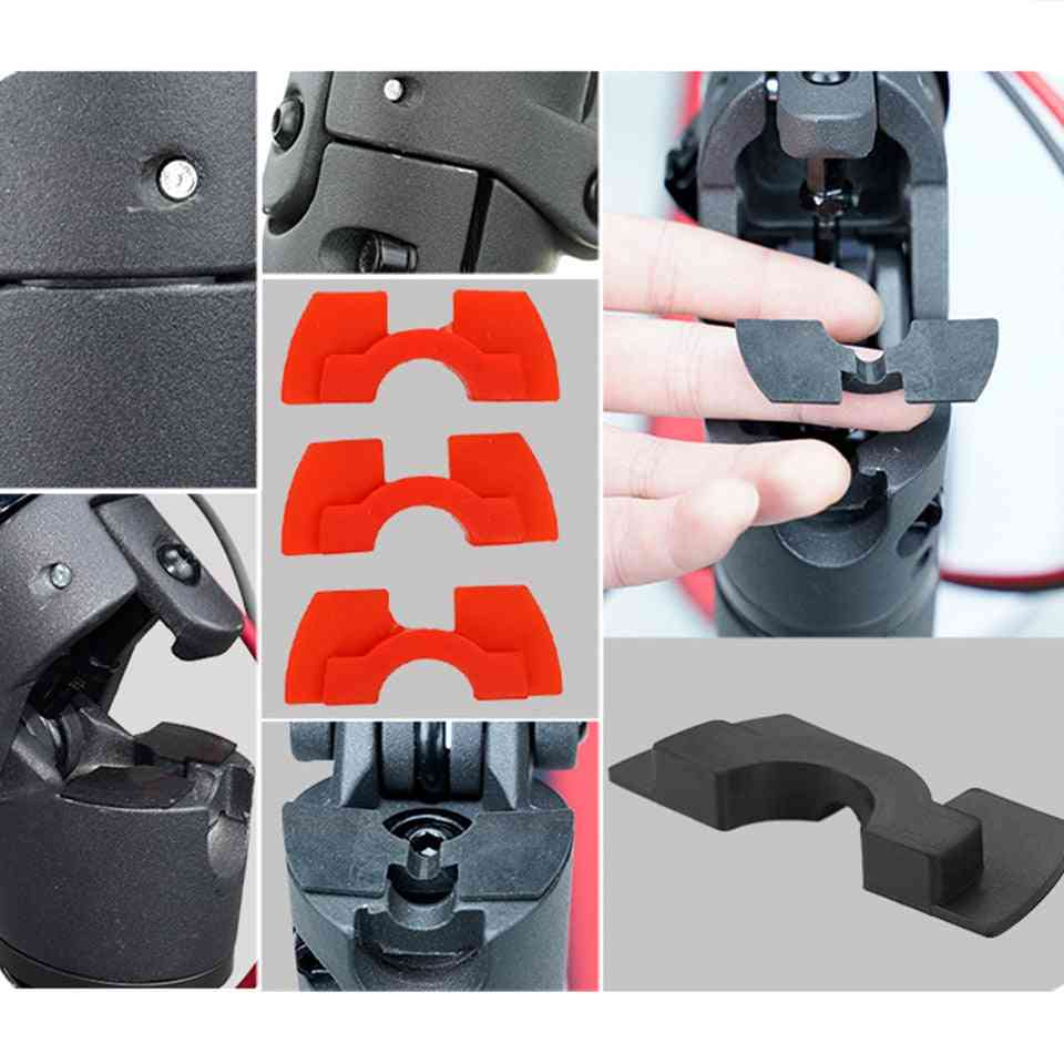 Electric Scooter Part Accessories Rubber Pad For Xiaomi Mijia M365 Pro Pole Vibration Damping