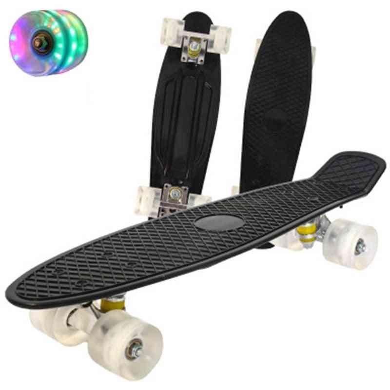 Fish Board, Mini Cruiser Skateboard, Scooter Longboard & Skate Boards Wheel Truck Bearings
