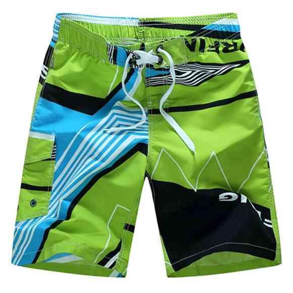 Men's Swimming Shorts, Swimsuit Beach Wear Short Pants