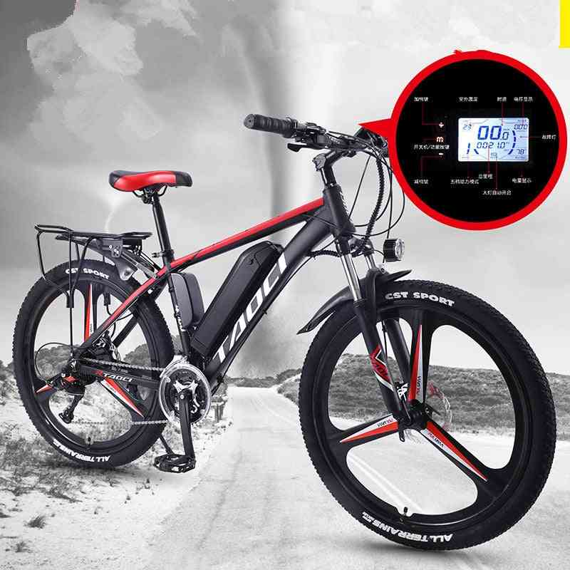 Lithium Battery Electric Bicycle, Mountain Bike