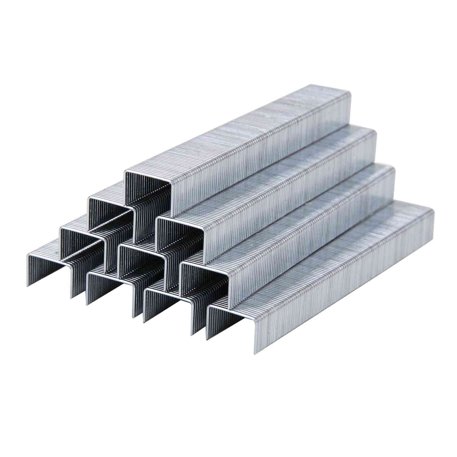 Zinc Plated Wire, Iron Nail Staple For Speciality Stapler