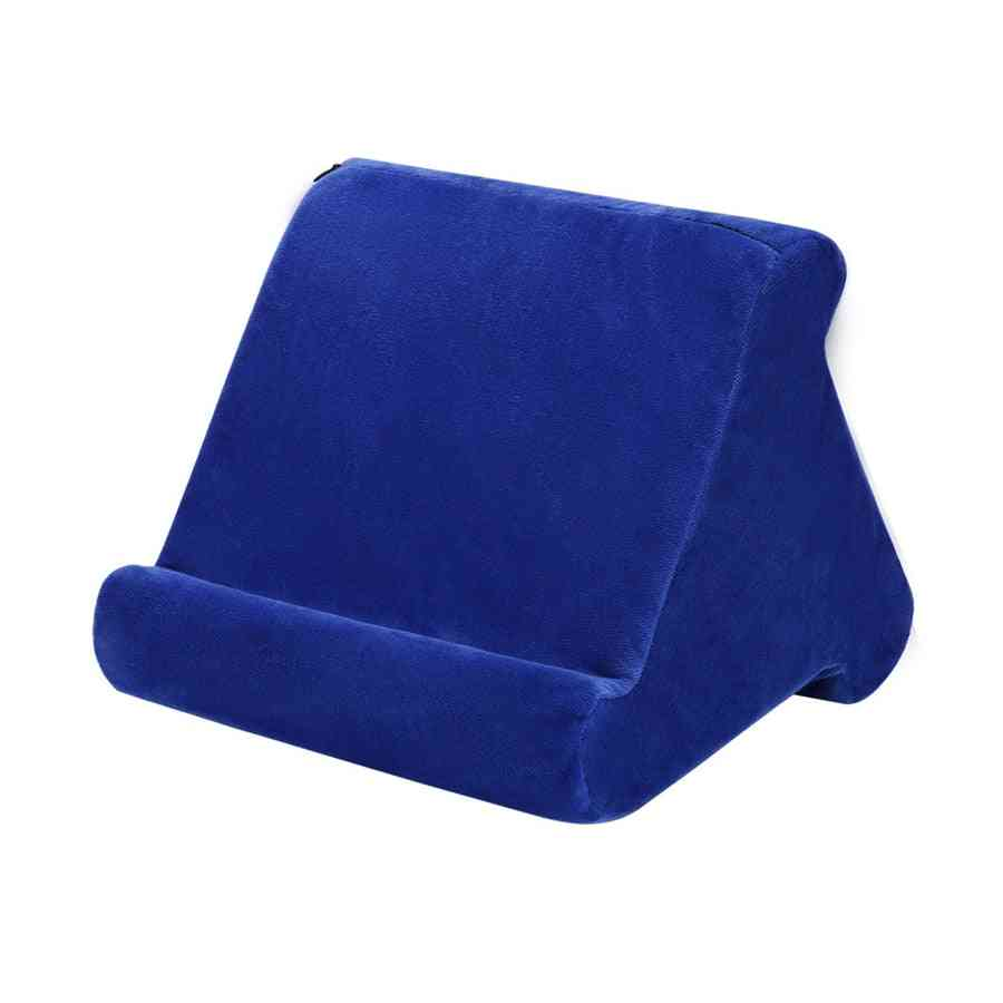 Easy Plush Pillow, Lazy People Reading Stand For I Pad I Phone Mobile
