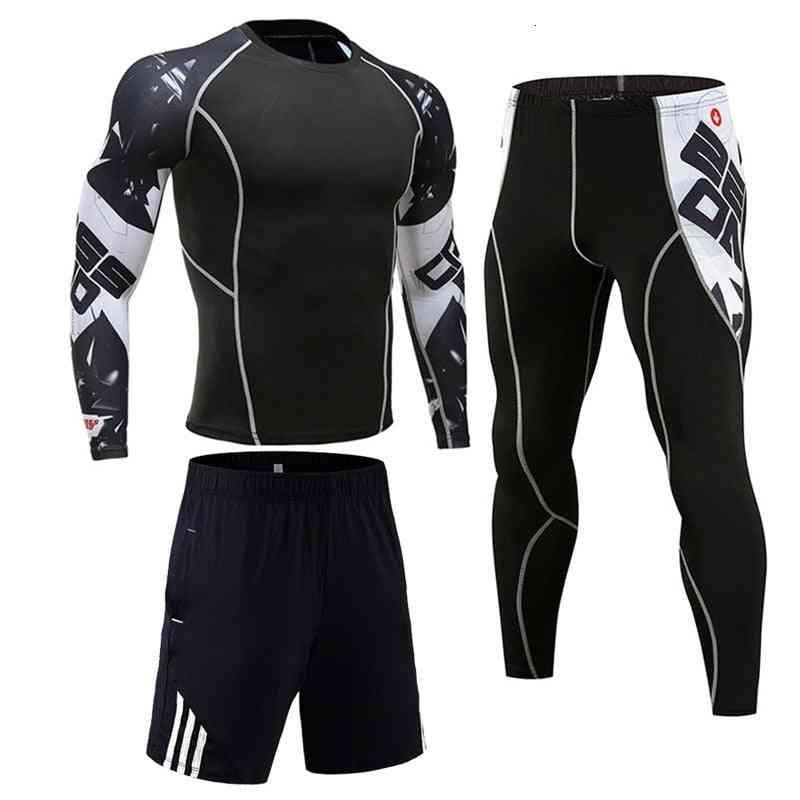 Men's Fitness Sportswear Suits