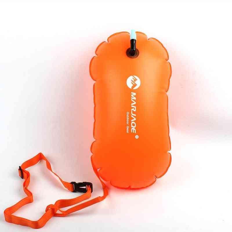 Waterproof Inflatable Swimming Drifting Bag
