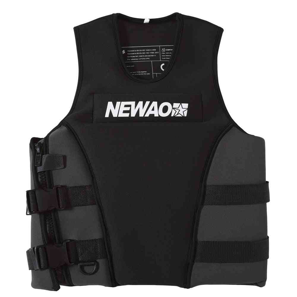 Professional Neoprene Safety Life Vest For Water