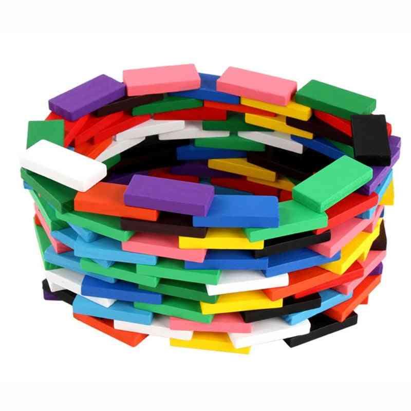 Wooden Board Set, Building Blocks Shape Learning Educational Toy
