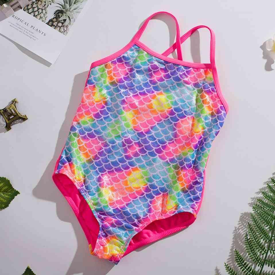 Girls Swimwear Swimsuit, Beach Wear Bathing Suit