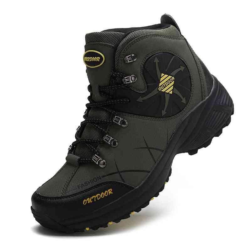 Men Waterproof Hiking / Climbing Sports Shoes