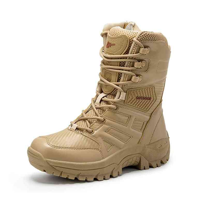 Professional Tactical Boots, Military Combat Hiking Shoes
