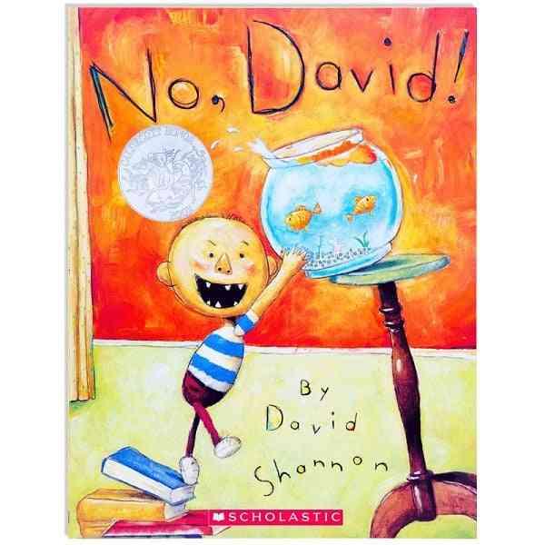 David Shannon 3 Styles Books