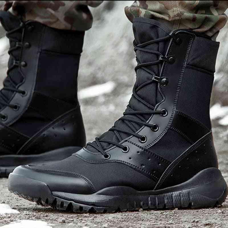 Unisex Climbing/training Lightweight Tactical Boots