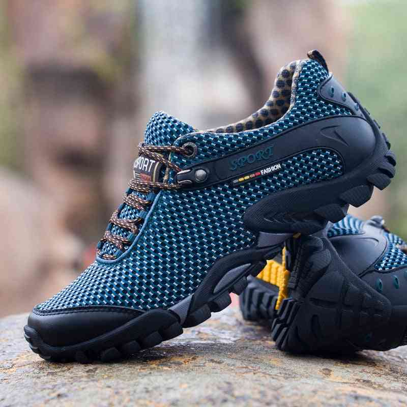 Unisex Breathable Lycra Shoes For Climbing/trekking/fishing