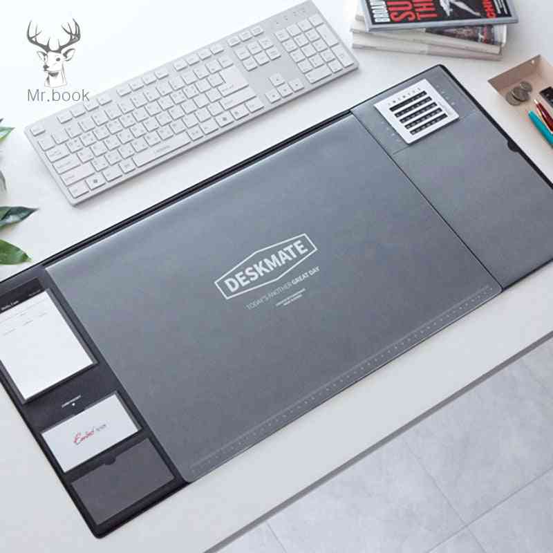 Office Computer Desk Mat, Modern Table Waterproof Pvc Cushion